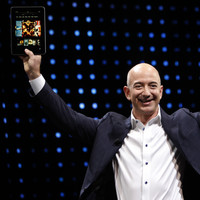 Amazon founder Jeff Bezos is now the world's richest person
