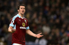 Joey Barton's 18-month ban for gambling has been reduced