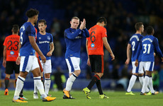 Rooney returns to Goodison in underwhelming Everton win