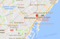 At least 48 injured after train slams into platform at station in Barcelona