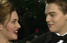 15 photos of Kate Winslet and Leonardo DiCaprio guaranteed to make you smile