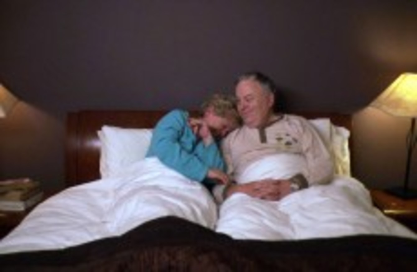Fun Bedroom For Couples Irish Couples Talk Sex Marriage And Spooning While In Bed And On