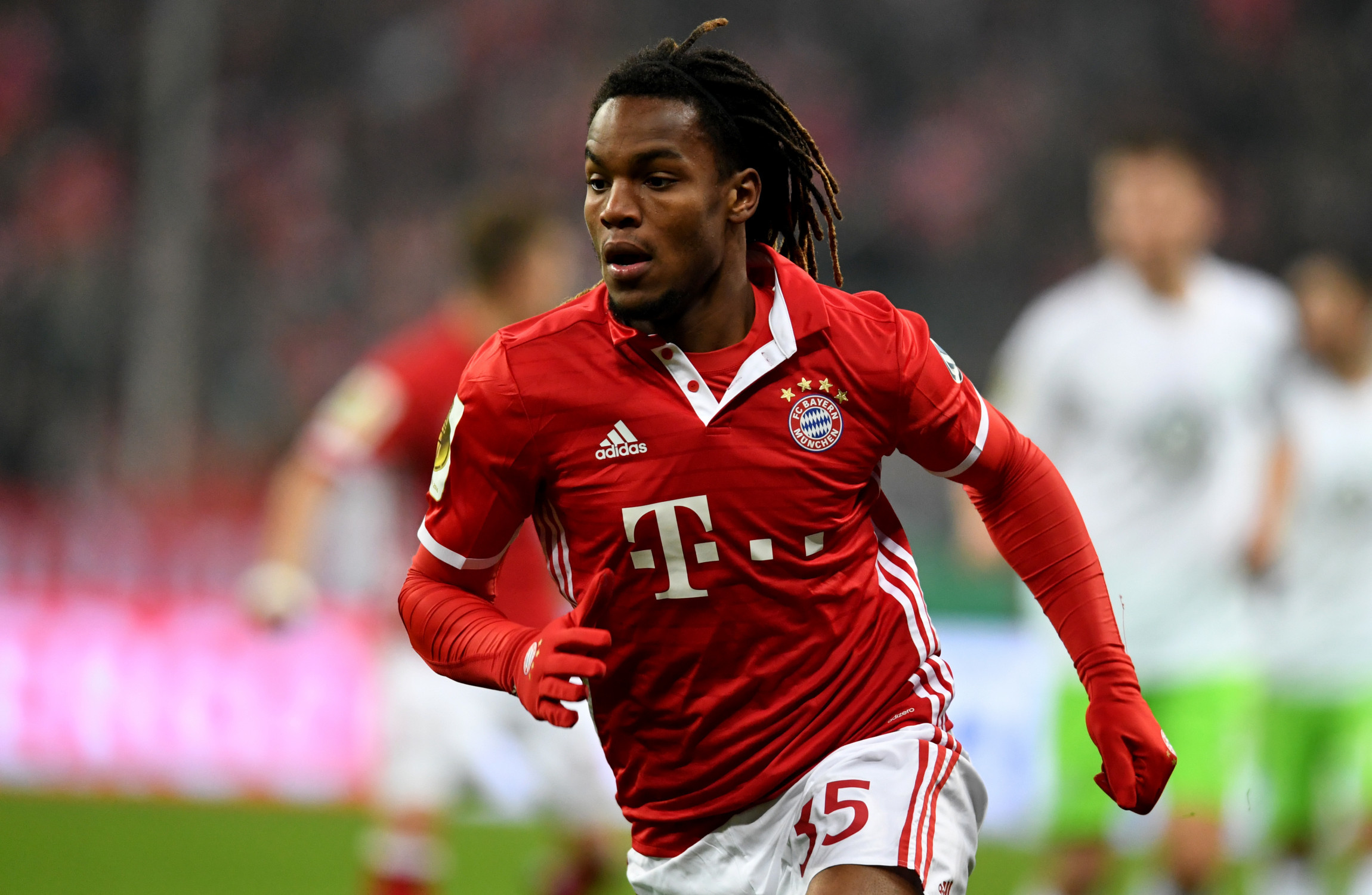 Voted the best young player at Euro 2016 Renato Sanches is