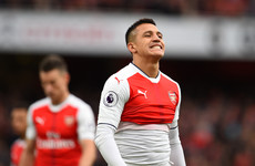 Expected to return to Arsenal this weekend, is 'sick' Alexis Sanchez playing games?