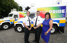 Uniformed PSNI officers to take part in Belfast pride for the first time