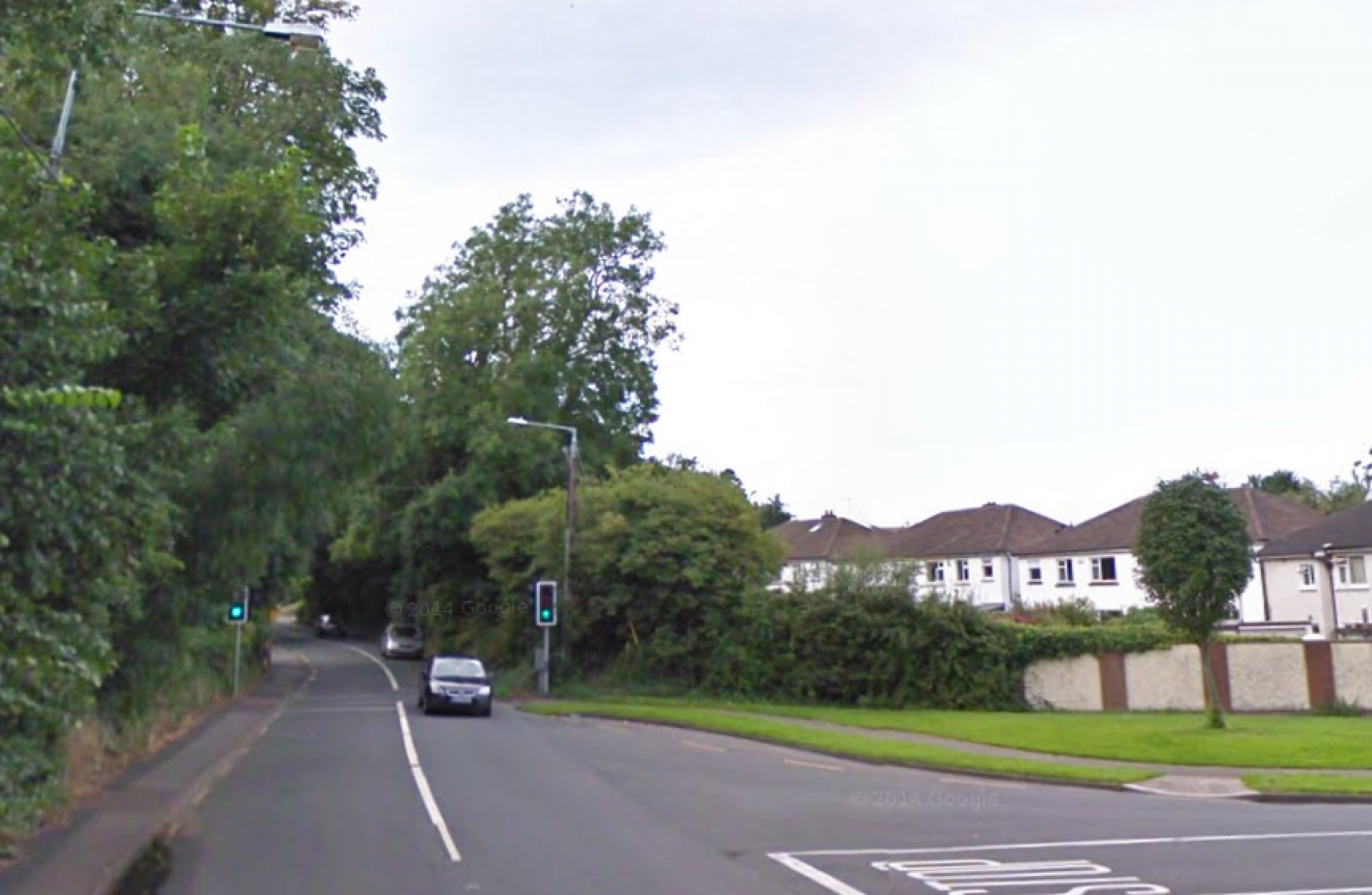 Eight year old boy seriously injured in Shankill crash