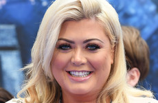 Gemma Collins has been accused of body-shaming after posting a controversial photo on Instagram