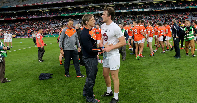 'Kieran spent more time going around to the Kildare lads to commiserate than celebrating'