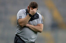 'We didn't perform when it mattered most' - devastated Kildare boss Cian O'Neill