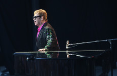 Elton John has expressed concern about the music industry following the death of Chester Bennington