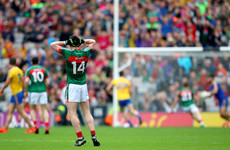 Mayo and Roscommon heading to a replay after pulsating quarter-final clash finishes level
