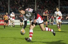 As it happened: Ulster v Dragons Pro12