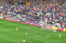 This stunning Roscommon goal needs to be watched again and again