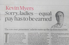 Complaints lodged to Press Ombudsman over offensive Kevin Myers column