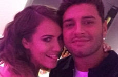 Caroline Flack has become 'more than just friends' with one of the Love Island lads... it's the Dredge