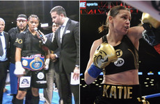 'I felt like Katie disrespected women's boxing...no one's reached out to us at all'