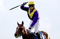 19-year-old Aubrey McMahon wins 'Amateur Derby' as Galway Races get underway