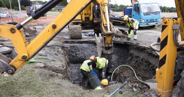 Water supply returning to thousands of homes after burst pipe in Meath repaired