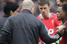 As it happened: Manchester United v Liverpool