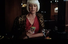 A character on Twin Peaks had an Orla Kiely phone case and nobody could cope
