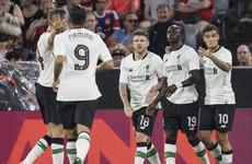 Liverpool stick three past Bayern as tough pre-season continues for Carlo Ancelotti