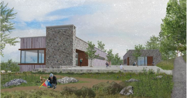 These new pics show what the controversial Hell Fire Club visitor centre would look like