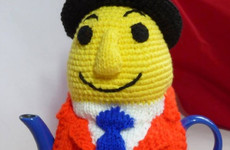 A craft shop in Cork sells tea cosies based on iconic Irish characters - from Bosco to Mr Tayto