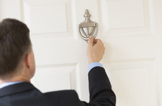 Poll: Do you answer the front door when you don't know who is calling?