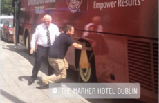 No, Manchester United didn't really get clamped in Dublin today