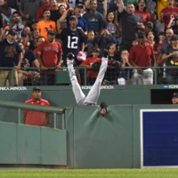 Catch of the year? This Cleveland star stunned everyone at Fenway Park last night