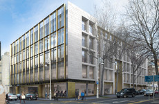 Barclays is moving into this new Dublin office - with room for 300 more staff