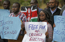Dodgy technology and dead people voting - Kenya has a job on its hands preventing fraud in its coming election