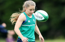 'She was so far ahead. She had the cheeky chappy attitude of a scrum-half, and the skills to back it up'