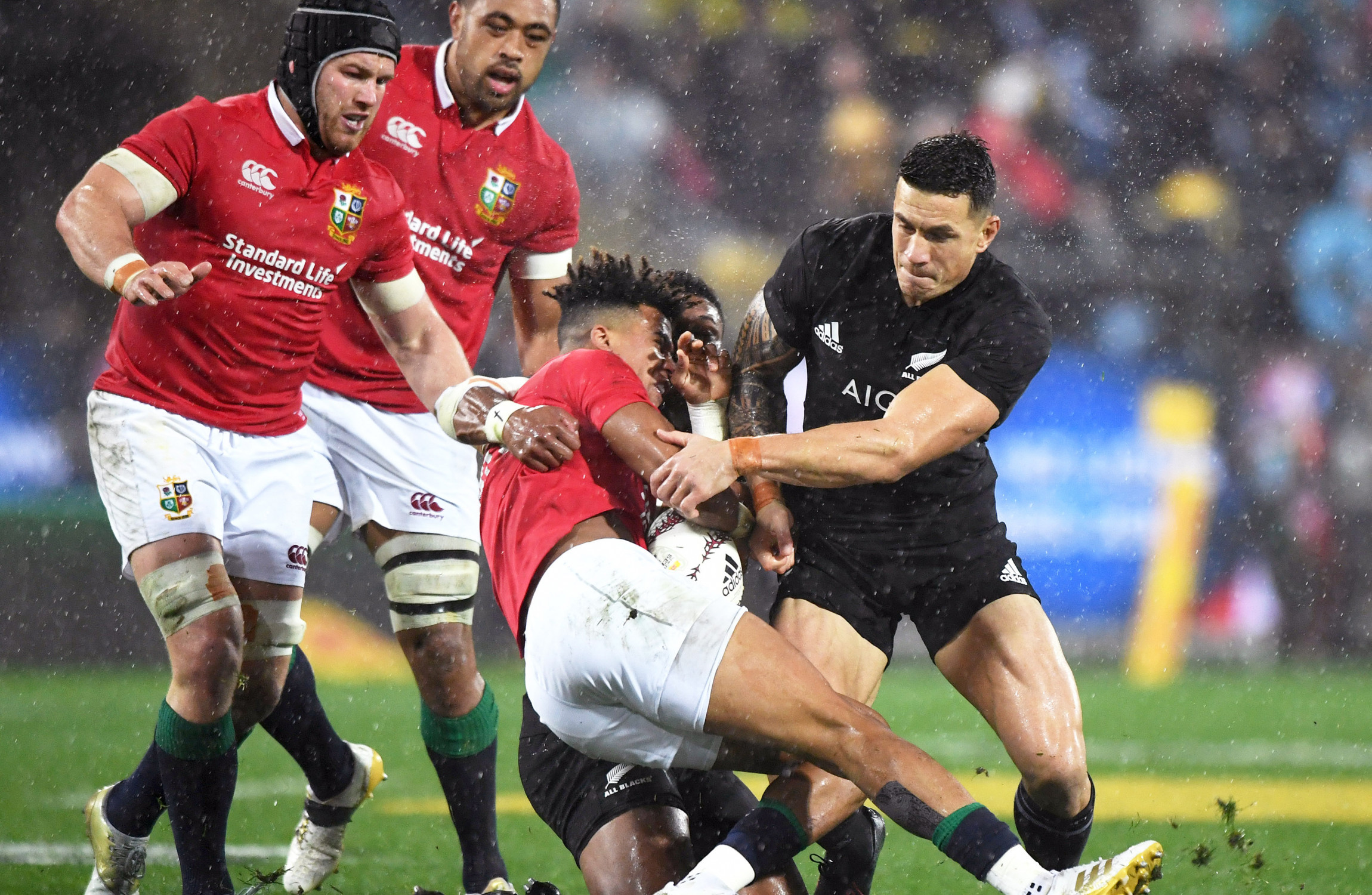 Sonny Bill Williams cleared to play for New Zealand against Australia