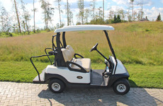 Gardaí use golf buggy to track two Afghani asylum seekers who escaped onto Irish course