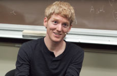 Why Stripe's billionaire Irish founder has a clock counting down how long he has to live