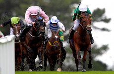 Call it a comeback: Geraghty returns from long injury layoff to win Galway Hurdle