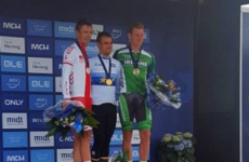 Bronze medal for Ireland's Ryan Mullen at European Road Cycling Championships