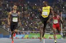 Injury rules Bolt's main rival Andre de Grasse out of World Championships