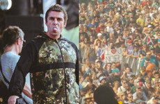 The crowd at Lollapalooza chanted Noel's name after Liam Gallagher walked off stage early