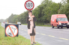 'It's a real shame': Mrs Doyle road safety signs in Mayo have been stolen