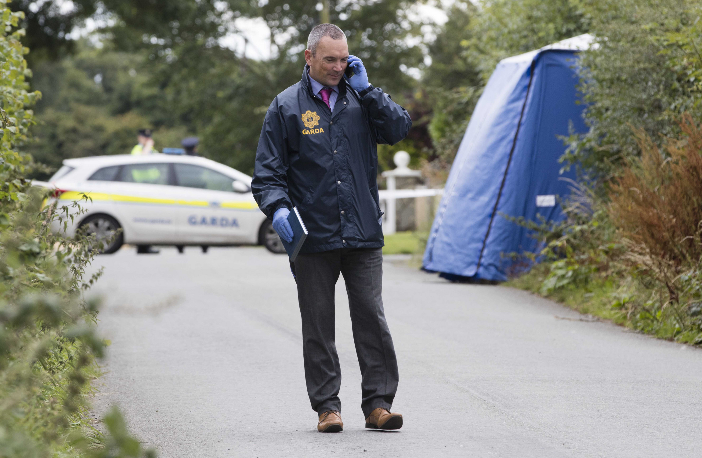 Murder Investigation After Body Found In North Dublin