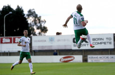 Cork City need just eight more points to secure the title after slender win in Drogheda
