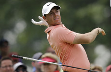 McIlroy three shots off the lead and perfectly placed at halfway point of Bridgestone Invitational