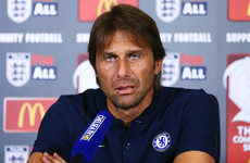 Chelsea boss Conte explains why he's facing into his most difficult season
