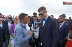This Limerick horse owner's gas interview on At The Races is the talk of the internet