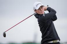 Leona Maguire in the hunt to defend prestigious amateur award at Women's British Open