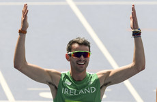 Thomas Barr has qualified for the semi-finals of the 400m hurdles at the World Championships