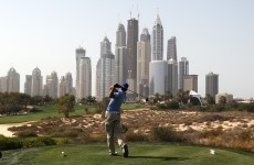 Dubai victory for Cabrera-Bello as McIlroy's challenge falters