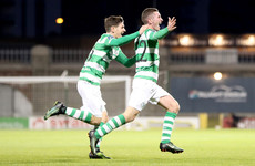 Last-gasp extra-time goal secures Shamrock Rovers a place in Cup decider at City's expense